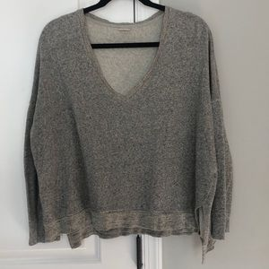 Gray Zara Sweater
